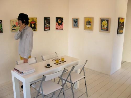 絵の教室 楠々社の日々 art space 萌芽