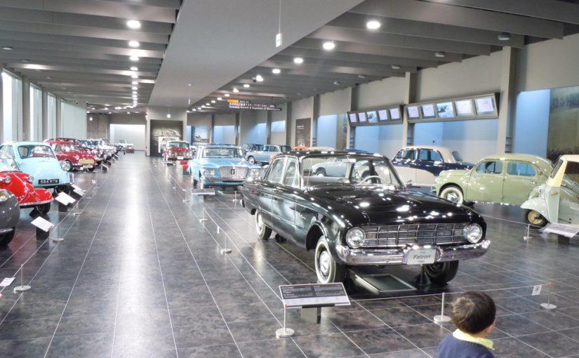 ジャコメッティ展とトヨタ博物館